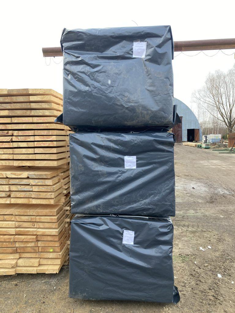 impregnuota dziovinta mediena